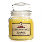 16 oz Lemon Meringue Jar Candles