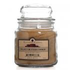 16 oz Peanut Butter Cookie Jar Candles