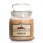16 oz Sandalwood Jar Candles