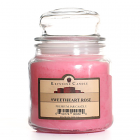 16 oz Sweetheart Rose Jar Candles