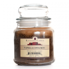 16 oz Vanilla Cinnamon Jar Candles