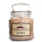 16 oz Vanilla Hazelnut Jar Candles