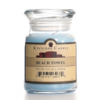 5 oz Beach Towel Jar Candles