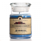 5 oz Blueberry Cobbler Jar Candles