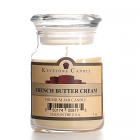 5 oz French Butter Cream Jar Candles