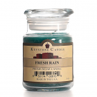 5 oz Fresh Rain Jar Candles