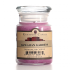 5 oz Hawaiian Gardens Jar Candles