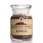 5 oz Hazelnut Coffee Jar Candles