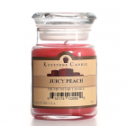 5 oz Juicy Peach Jar Candles