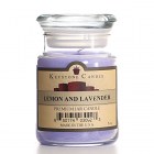 5 oz Lemon and Lavender Jar Candles
