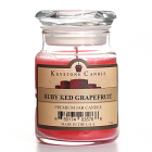 5 oz Ruby Red Grapefruit Jar Candles