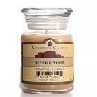 5 oz Sandalwood Jar Candles