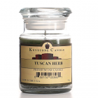 5 oz Tuscan Herb Jar Candles