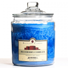 64 oz Blueberry Cobbler Jar Candles