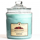 64 oz Blue Lagoon Jar Candles