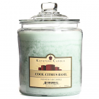 64 oz Cool Citrus Basil Jar Candles