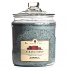 64 oz Clean Cotton Jar Candles