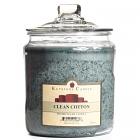 64 oz Clean Cotton Jar Candles