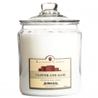64 oz Clover and Aloe Jar Candles