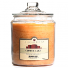 64 oz Coffee Cake Jar Candles