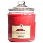 64 oz Crangerine Jar Candles