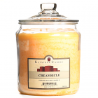 64 oz Creamsicle Jar Candles