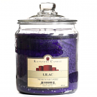 64 oz Lilac Jar Candles
