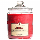 64 oz Macintosh Apple Jar Candles