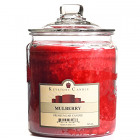 64 oz Mulberry Jar Candles