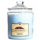 64 oz Ocean Breeze Jar Candles
