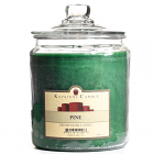 64 oz Pine Jar Candles