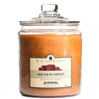64 oz Spiced Pumpkin Jar Candles
