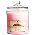 64 oz Raspberry Lemonade Jar Candles