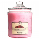 64 oz Sweetheart Rose Jar Candles