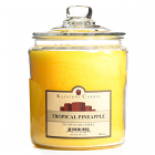 64 oz Tropical Pineapple Jar Candles