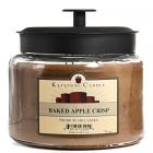 70 oz Montana Jar Candles Baked Apple Crisp