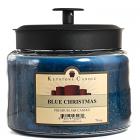 70 oz Montana Jar Candles Blue Christmas