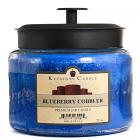 70 oz Montana Jar Candles Blueberry Cobbler