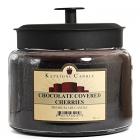 70 oz Montana Jar Candles Chocolate Covered Cherries
