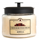 64 oz Montana Jar Candles French Butter Cream
