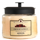 70 oz Montana Jar Candles French Vanilla