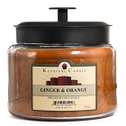 70 oz Montana Jar Candles Ginger and Orange
