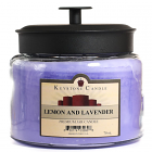 70 oz Montana Jar Candles Lemon and Lavender