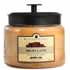 64 oz Montana Jar Candles Mocha Latte