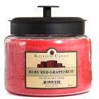 70 oz Montana Jar Candles Ruby Red Grapefruit