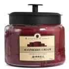 70 oz Montana Jar Candles Raspberry Cream