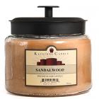 70 oz Montana Jar Candles Sandalwood