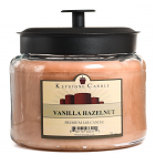 70 oz Montana Jar Candles Vanilla Hazelnut