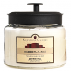 70 oz Montana Jar Candles Wedding Cake