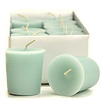 Cool Citrus Basil Votive Candles